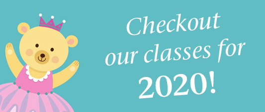 Classes For 2020