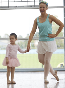 Kinderballet Teacher