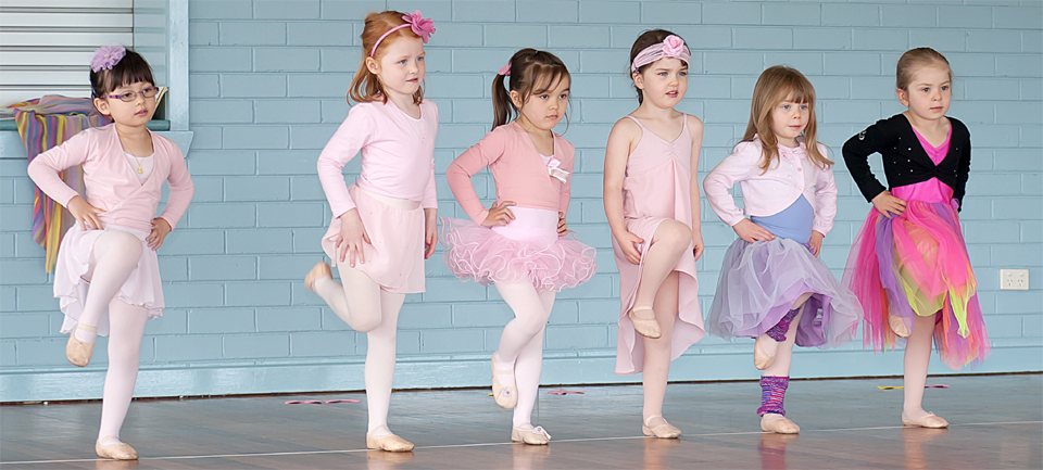 Kinderballet Kiddies